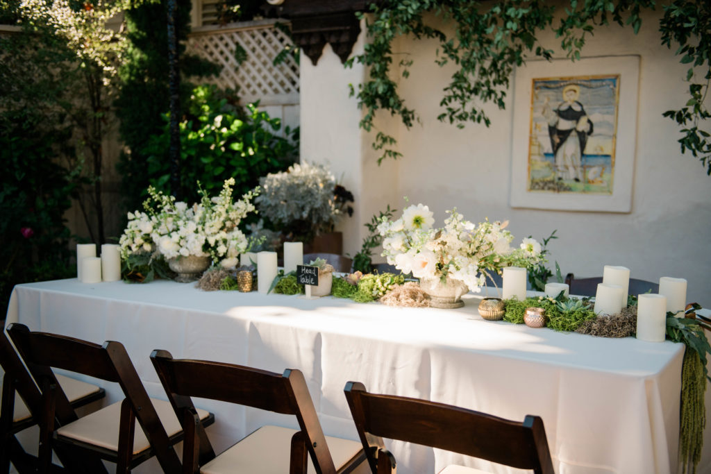 A Pretty Tablescape